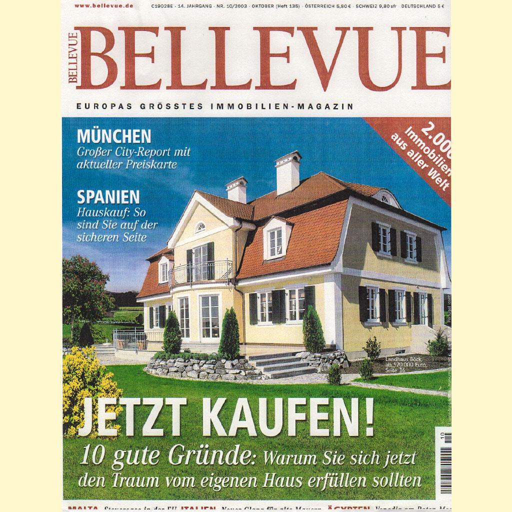 Bellevue-Cover - LaPetite MaisonLaPetite Maison 880a20d944a8f