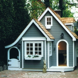 English Cottage Playhouse