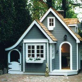 English Cottage Playhouse