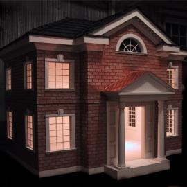 Brick Mansion Doghouse